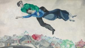 chagall-sulla-città-amore-lavoro-coppia