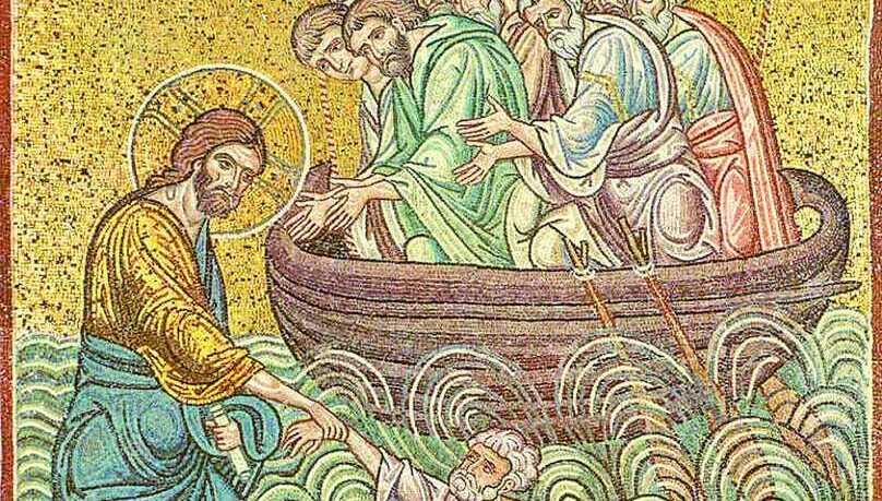 ciclo di mosaici nel Duomo di Monreale